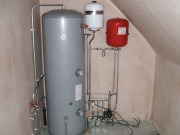 Unvented Cylinder System